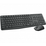 Tastatura + mouse LOGITECH Wireless Combo MK235